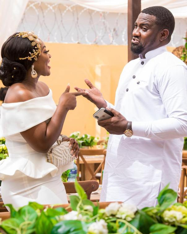 Frederick Nuamah And Martekor Private Engagement Ceremony (1)