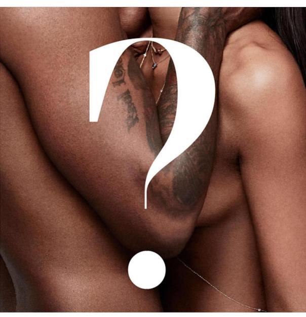 Naomi Campbell And Skepta GQ Cover Shoot (3)