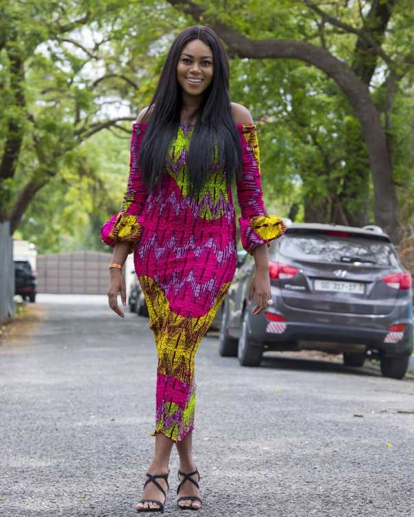 Yvonne Nelson Slays In African Print (3)