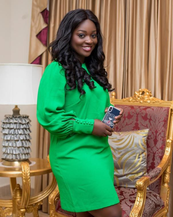 Jackie Appiah On Set Red Carpet The Movie (2)