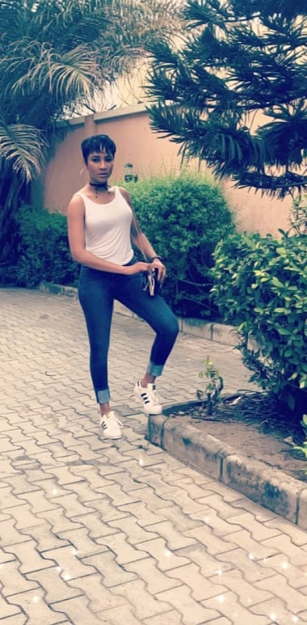 Adesua Etomi Shows Off Her Stunning New Look (2)