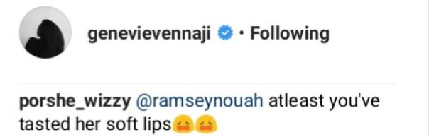 Ramsey Nouah Gushes Over Genevieve Nnaji (4)