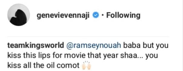 Ramsey Nouah Gushes Over Genevieve Nnaji (5)
