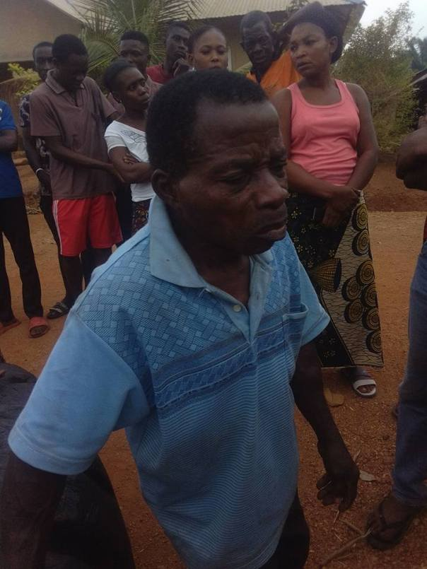 Nigerian Father Joins His Son To Rape His Own Daughter (3)