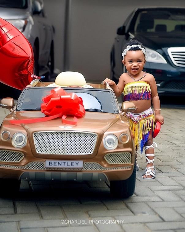 Mimi Orjiekwe Celebrates Daughter's 1st Birthday (4)
