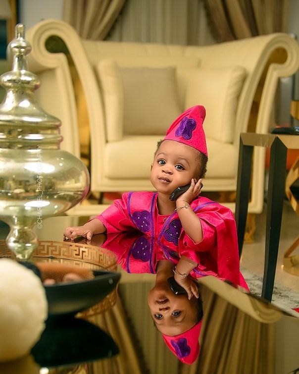 Mimi Orjiekwe Celebrates Daughter's 1st Birthday (5)