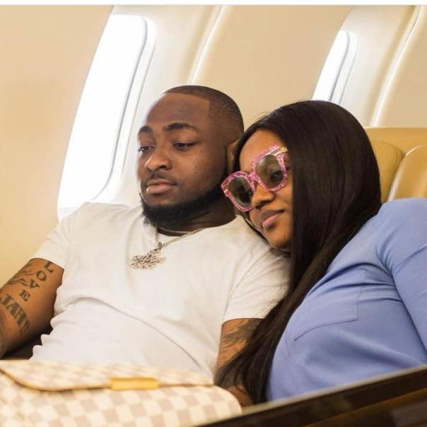 Davido And Chioma Reunite After Atlanta Trip (5)
