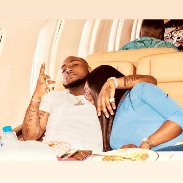 Davido And Chioma Reunite After Atlanta Trip (4)