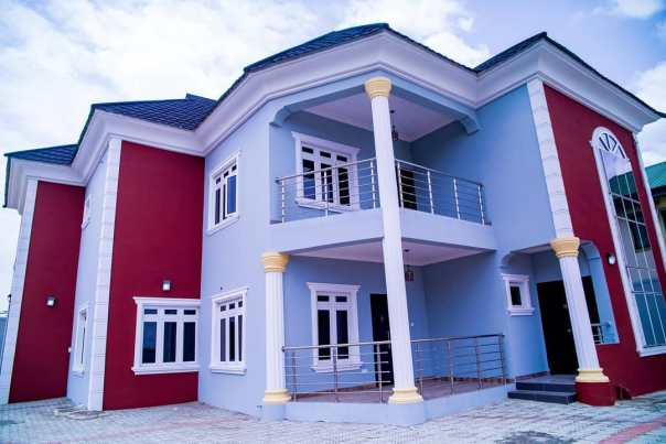 Mercy Aigbe Buys Beautiful Home For Herself And Kids (3)