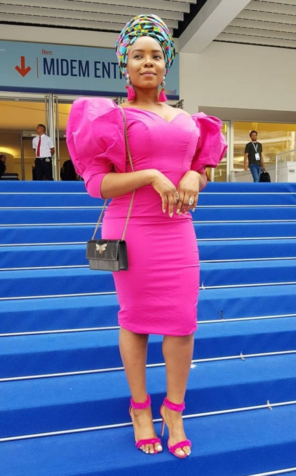 Yemi Alade MIDEM 2018 In Cannes