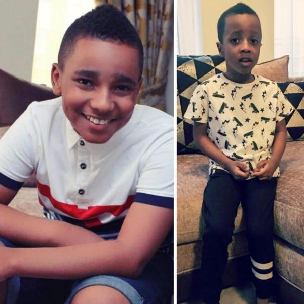 Asamoah Gyan Children