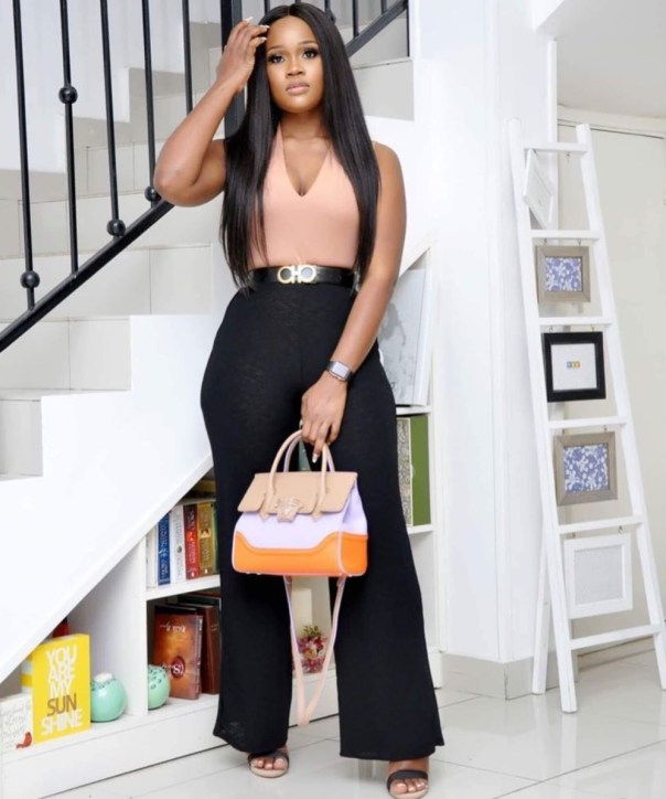 Most Embarrassing Day In My Life Was When Someone Saw Me Naked Cee-C Reveals