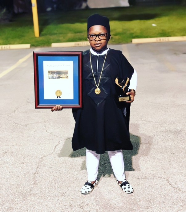 Chinedu Ikedieze Distinguished Visitor To Miami-Dade County