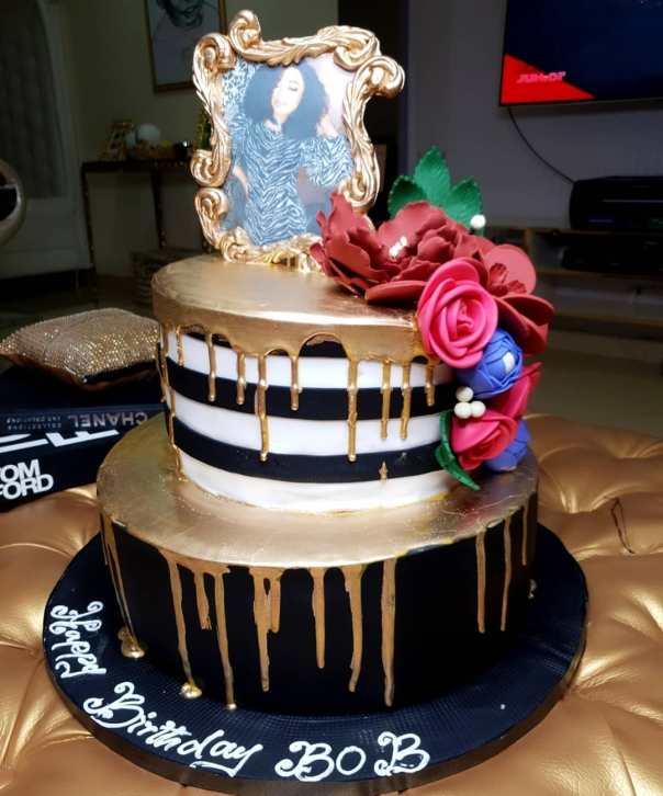 Bobrisky Birthday Cake