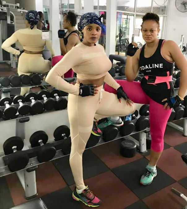I Never Wished To Be A Single Mother Uche Ogbodo Says (2)