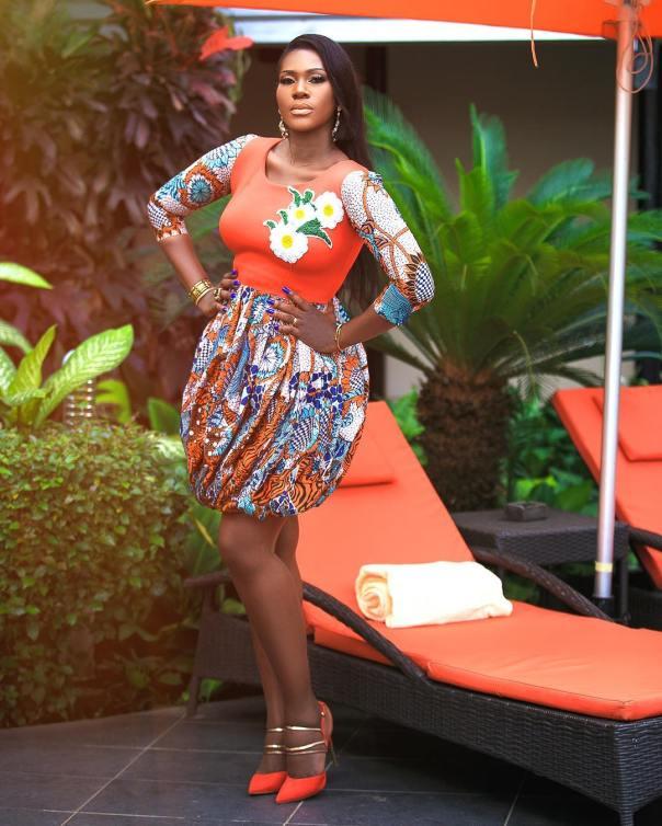 Stephanie Linus Okereke Dress Make Me Fabulous