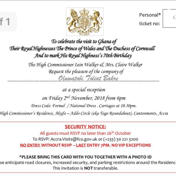 Tobi Bakre Meets Prince Charles In Ghana (4)