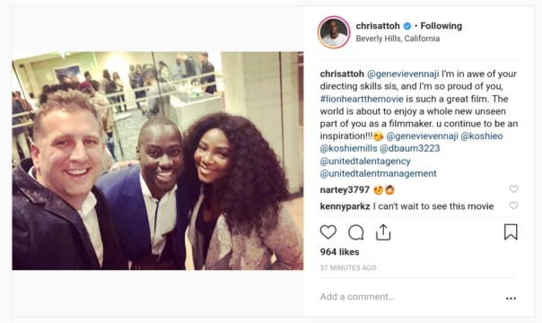 I'm In Awe Of Your Directing Skills — Chris Attoh (2)