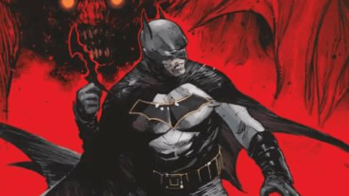 メタルのタイイン『バットマン・ロスト』の新たなアートが公開!