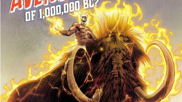 マーベル・レガシー #1で登場する紀元前100万年のオーディンとゴースト・ライダーが公開!