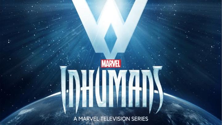 新ドラマ『インヒューマンズ』のポスターが公開!ブラックボルトのコスチューム模様が特徴的!