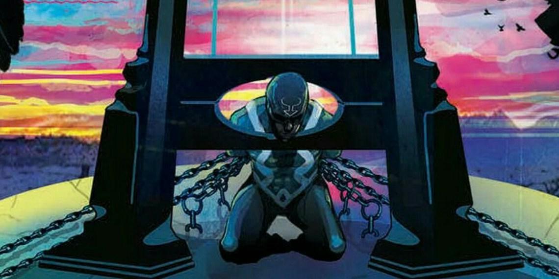 マーベル・レガシーからの『ブラック・ボルト』でブラック・ボルトが地球へ帰還する!