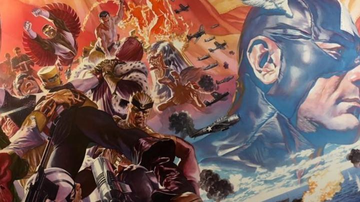 マーベルが「フレッシュ・スタート」からの『キャプテン・アメリカ』を発表!
