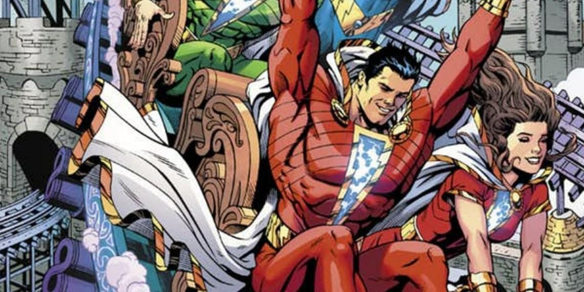 DCが新たな「シャザム!」シリーズを発表!