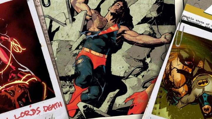 DCユニバースの悲劇を振り替える『ヒーローズ・イン・クライシス』のヴァリアントカバーを公開!