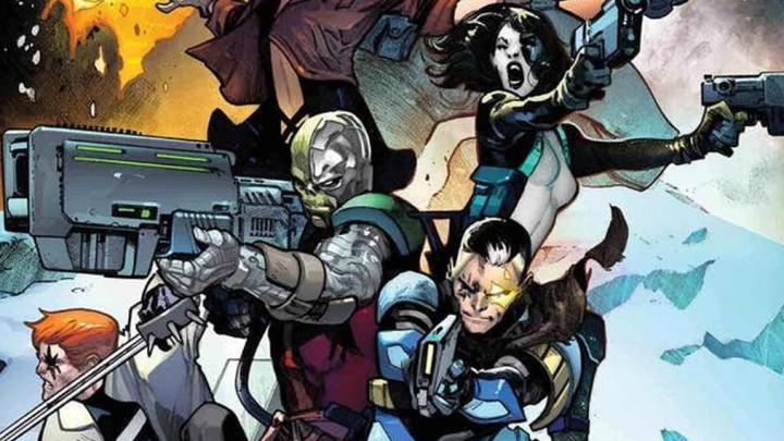 マーベルが新たな『X-FORCE』シリーズを発表!