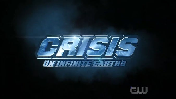 CWは来年のアローバースのクロスオーバー『クライシス・オン・インフィニット・アース』を発表!