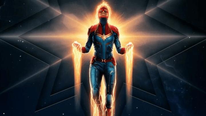 映画『キャプテン・マーベル』の新たなポスターが公開!
