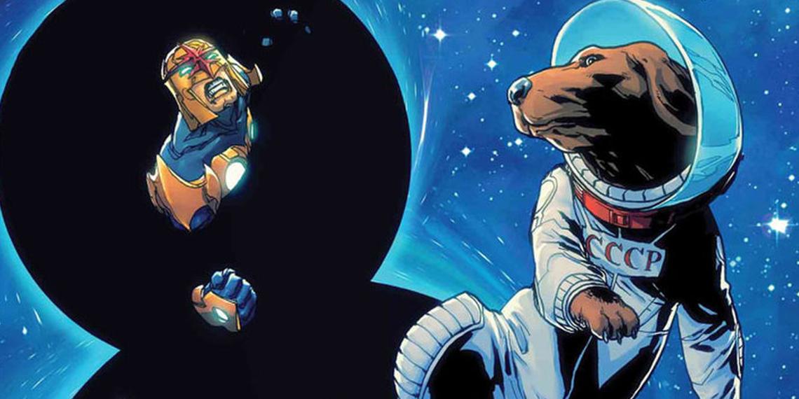 『コスモ』が消えたコズミックヒーロー達を捜す『ガーディアンズ・オブ・ザ・ギャラクシー アニュアル』#1を発表!