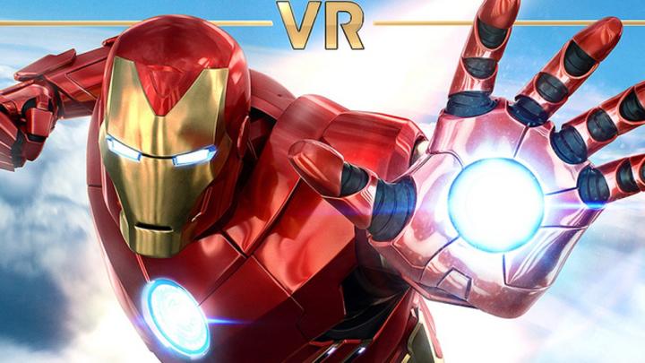 プレイステーションがゲーム『Marvel's Iron Man VR』を発表!