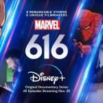 ディズニープラスシリーズ『Marvel's 616』のトレーラーが公開