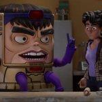 マーベルのアニメ『モードック』は独自のユニバースであることを確認