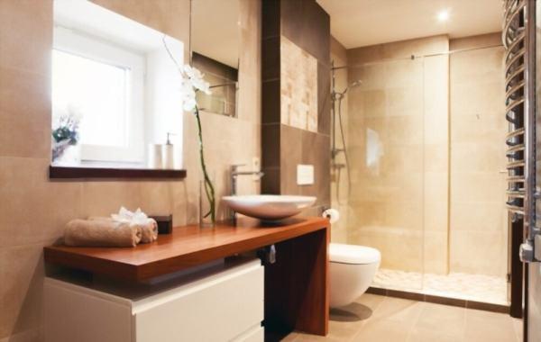 mueble baño acabado moderno