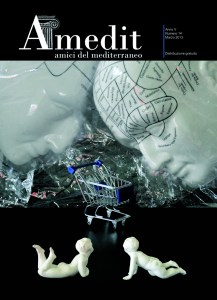 "Cover Amedit n. 14 - Marzo 2013. ""Nativity"" by Iano"