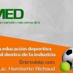 Podcast 17 – La importancia de la educación deportiva para ser un profesional dentro de la industria con Humberto R.