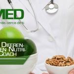 Podcast 263 AMED -Como Saber Diferenciar Un Lic. en Nutrición De Un Coach Especializado En Nutrición