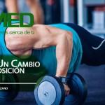 Podcast 277 AMED – 5 Tips Para Un Cambio En La Composición Corporal con el Entrenamiento De Fuerza