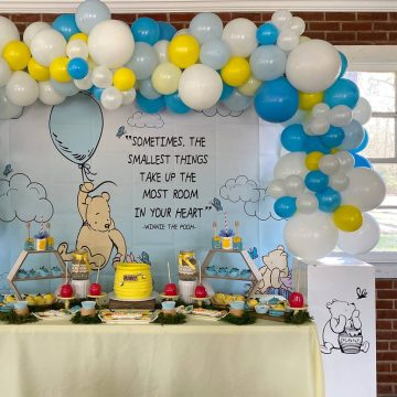 AMEE Event Planning Balloon Decor5