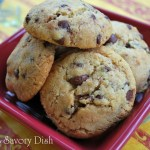 awesome gluten free chocolate chip cookies