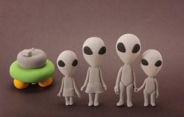 宇宙人家族