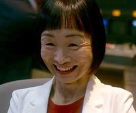 竹原芳子さん