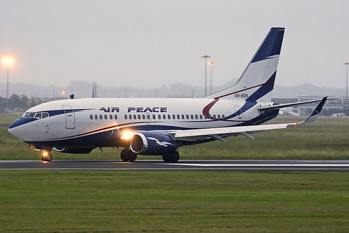 Ghana, Niger approve Air Peace's operations
