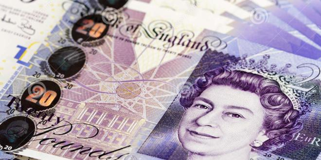 Pound Drops 0.2% As Traders Await Rates Decision
