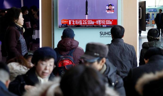 New nuclear-capable missile test a success, North Korea says