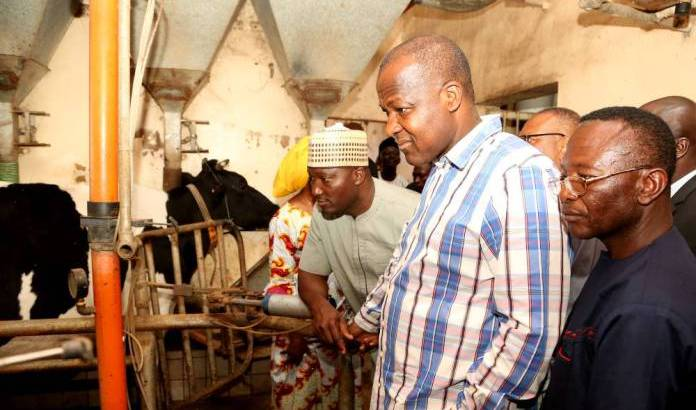 Speaker Dogara urges Nigerians to invest in agriculture
