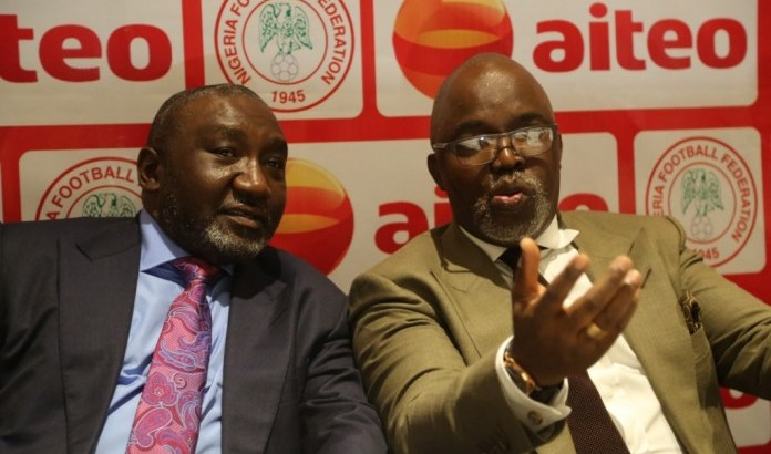 Nations Cup Qualification: NFF Applauds Aiteo Founder, Mr. Benedict Peter